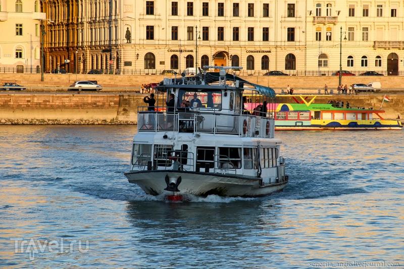 Разнообразный транспорт Будапешта / Венгрия