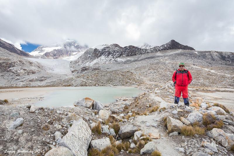 Восхождение на г. Хуайна Потоси (6088м) / Боливия