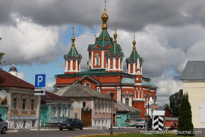 Коломна - южные ворота Москвы / Россия