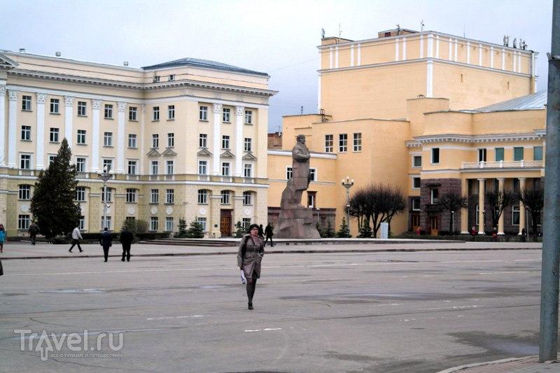 Смоленск. Центр города / Россия