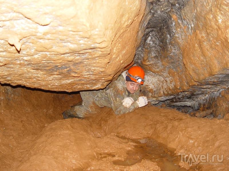 Башкортостан: пещера Идрисовская / Россия