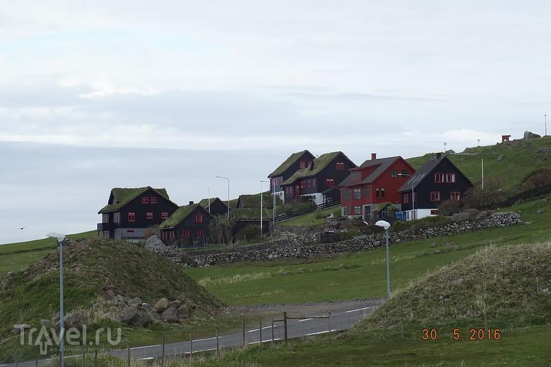Фарерские острова. По острову Стреймой / Фарерские острова