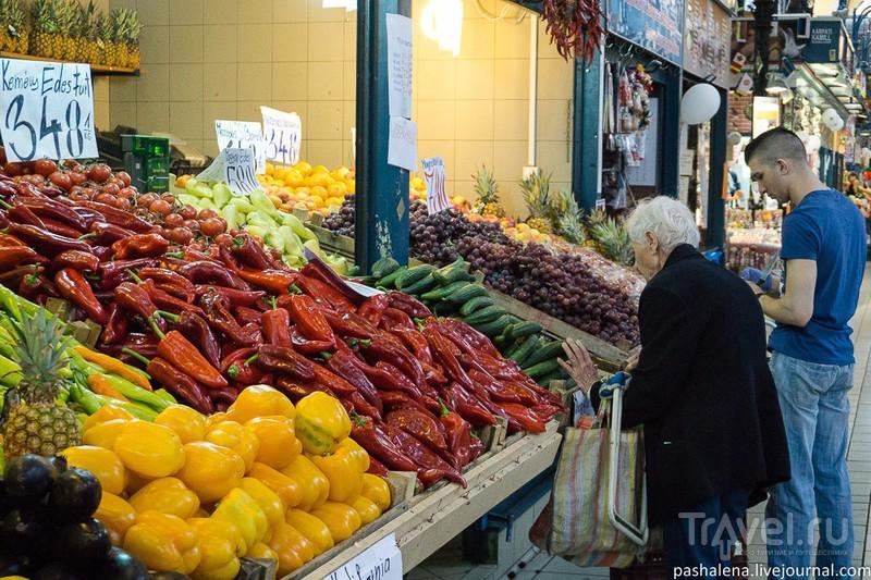 Рынки Будапешта: дёшево и очень вкусно / Венгрия