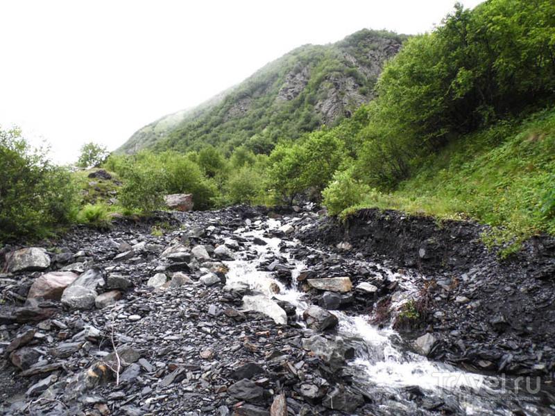 Мидаграбинские водопады, Северная Осетия / Фото из России