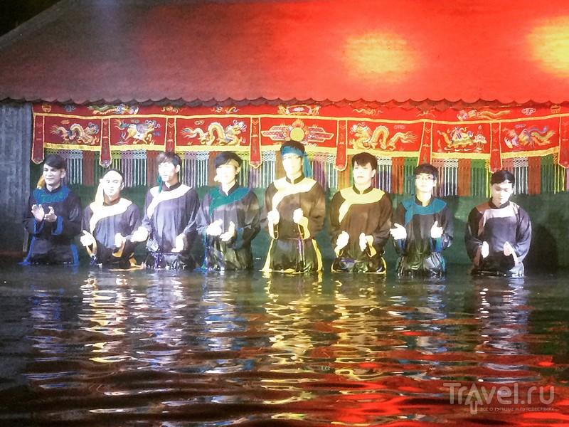 Вьетнамский кукольный театр на воде / Вьетнам