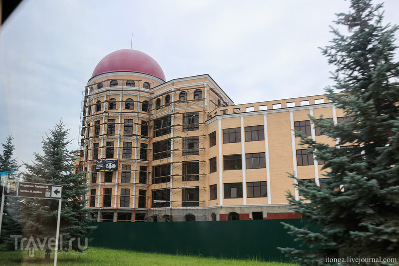 Ингушетия: от Магаса до Назрани / Фото из России