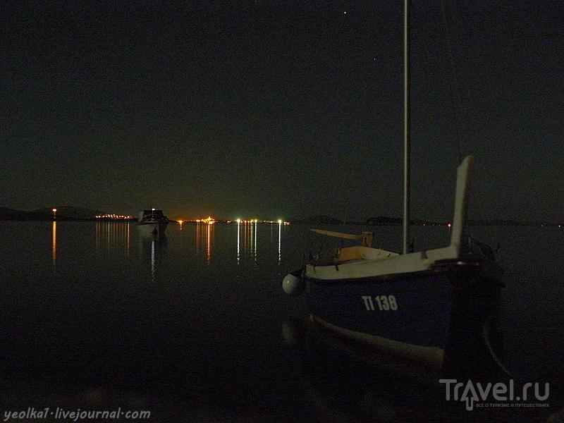 Словения - Хорватия без городов. Парк Крка - Скрадински Бук вечером / Фото из Хорватии