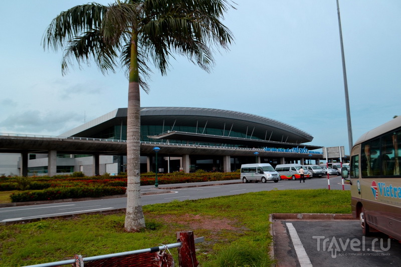 Международный аэропорт Фукуок, город Зыонг Донг