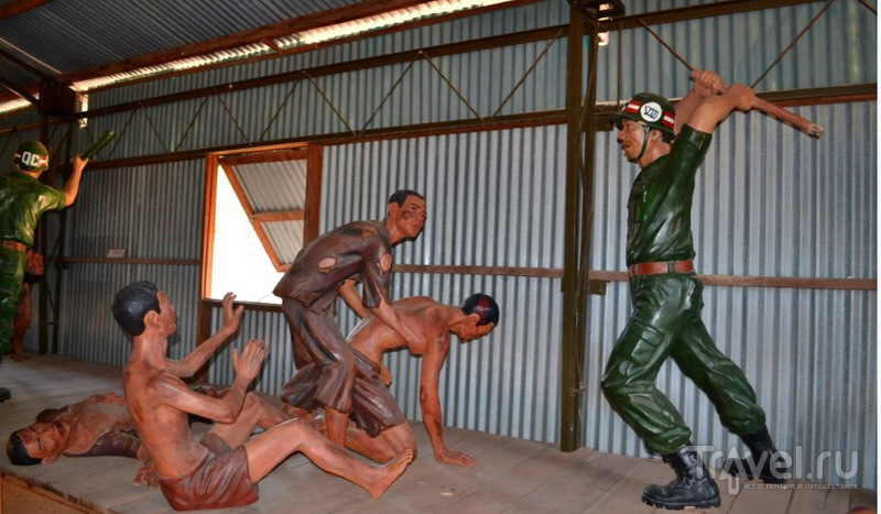 Барак для заключенных