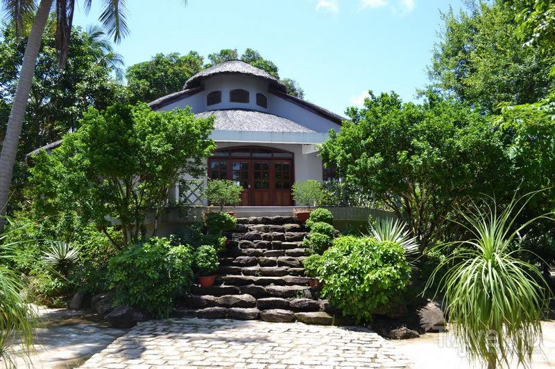 Парк Khu Du Lich Soui Tranh