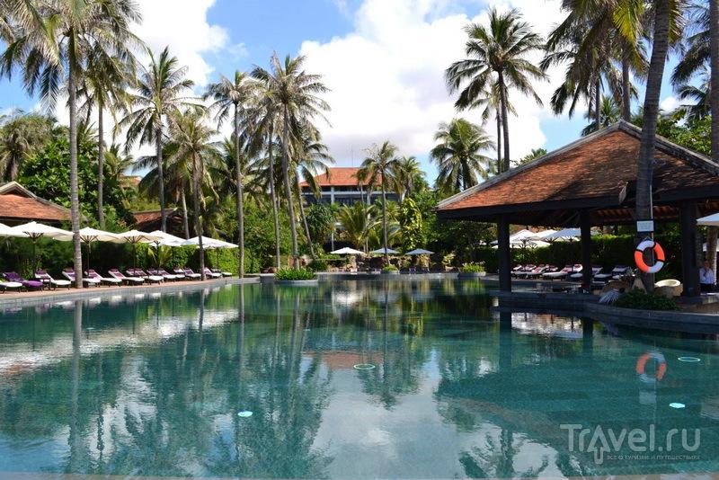 Отель Anantara, Муйне