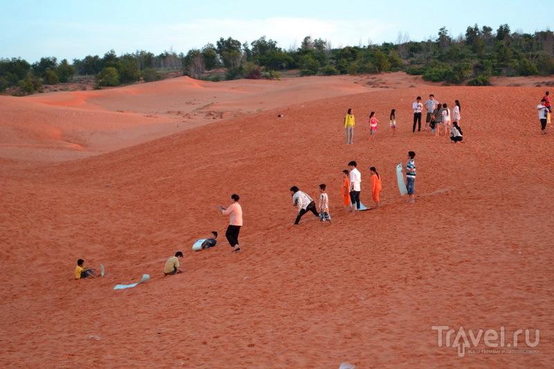 Дюны вьетнамской Сахары