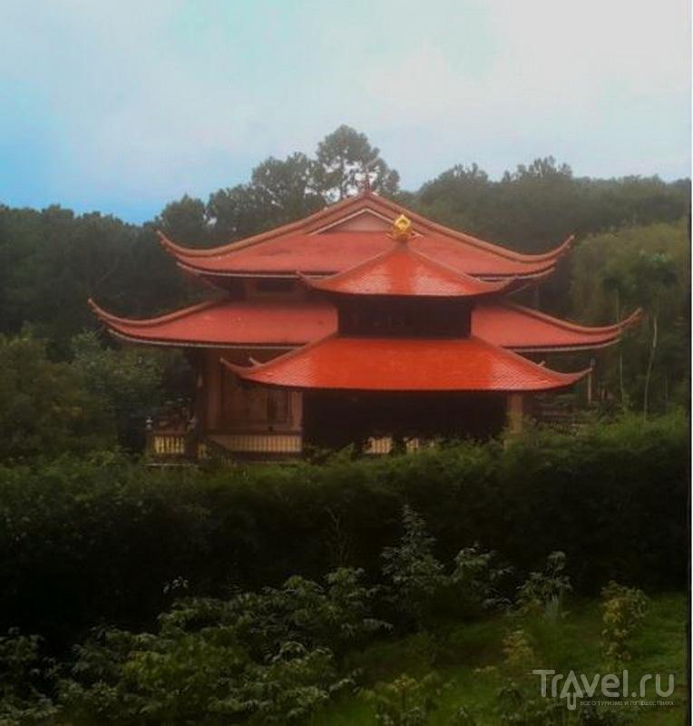 Монастырь Тхиенвиен