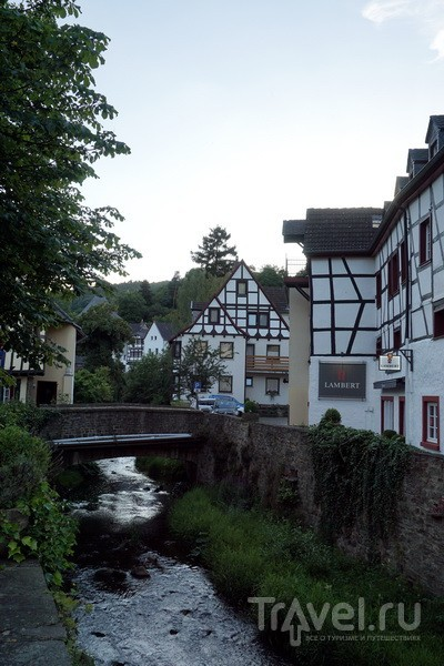На один день в Средневековье. Айфель, Германия / Германия
