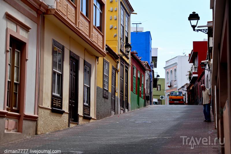 Ла Пальма - Тасакорте / Фото из Испании
