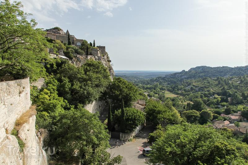 Les Baux-de-Provence и Pont du Gard / Фото из Франции