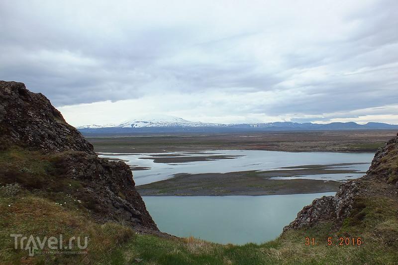 Исландия. Национальный парк Тингведлир, гейзеры и водопады / Исландия