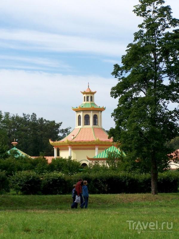 Царское Село и его обитатели / Россия