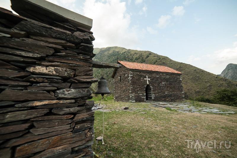 Путешествие в Шатили / Фото из Грузии