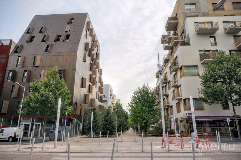 Булонь-Бийанкур: территория Renault в пригороде Парижа / Франция