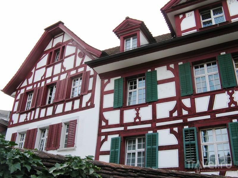 Светящийся город Швейцарии / Швейцария