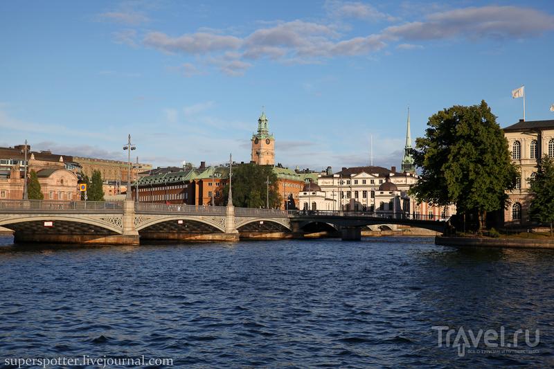 День в Стокгольме / Фото из Швеции