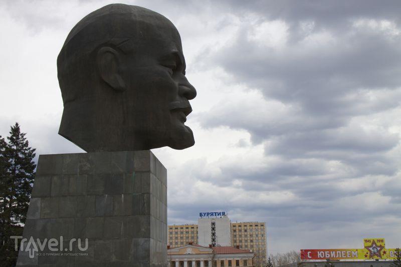 Улан-Удэ. Симбиоз культур