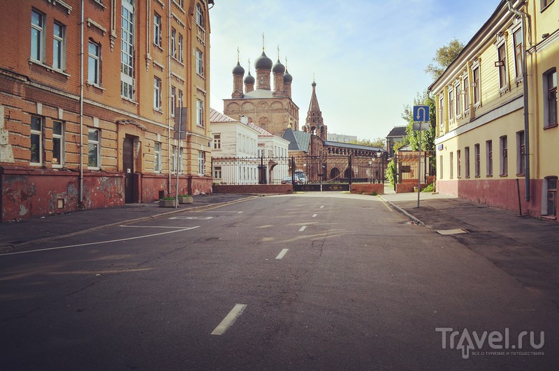 Крутицкое подворье / Россия