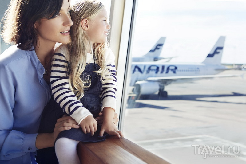 В аэропорту Хельсинки-Вантаа