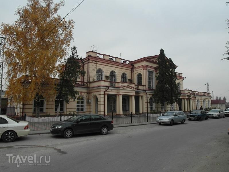 Новочеркасск, искусственная столица / Россия
