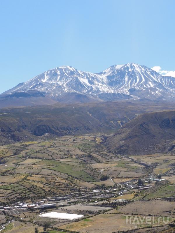 Чунгара или выше некуда / Чили