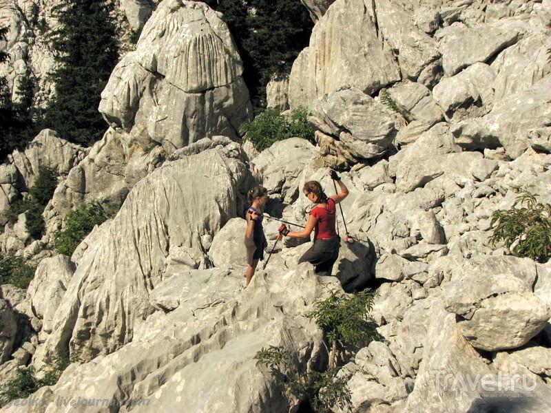 Словения-Хорватия без городов. Заповедник Северный Велебит: только горы, небо, воздух и вода... / Фото из Хорватии