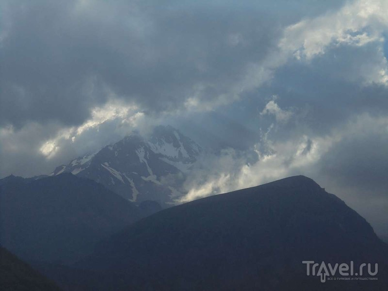 От Казбека до Арарата. Грузия / Фото из России