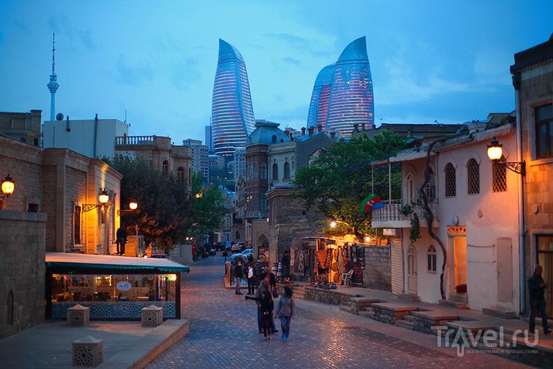 Азербайджан. Баку / Фото из Азербайджана