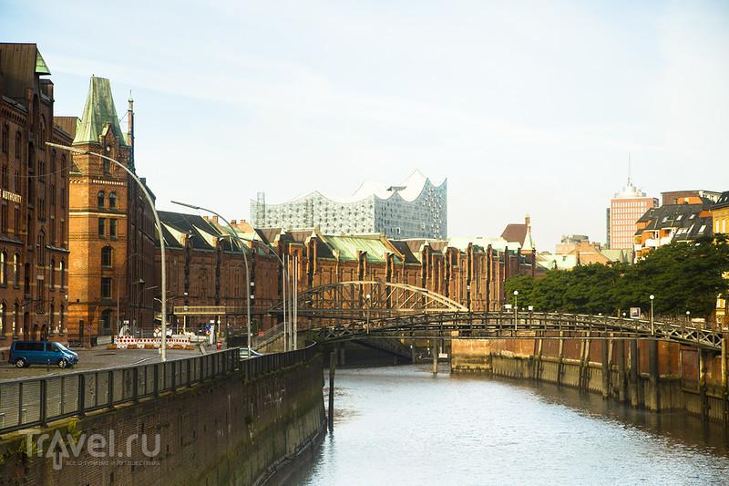 Гамбург. Ворота в мир / Германия