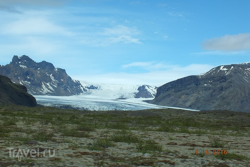 Исландия. Ледники и лагуны / Фото из Исландии