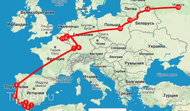 Западная Европа: цена вопроса / Бельгия