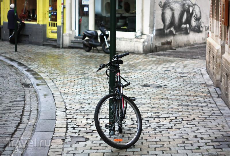 Брюссель. Страницы из жизни города / Фото из Бельгии