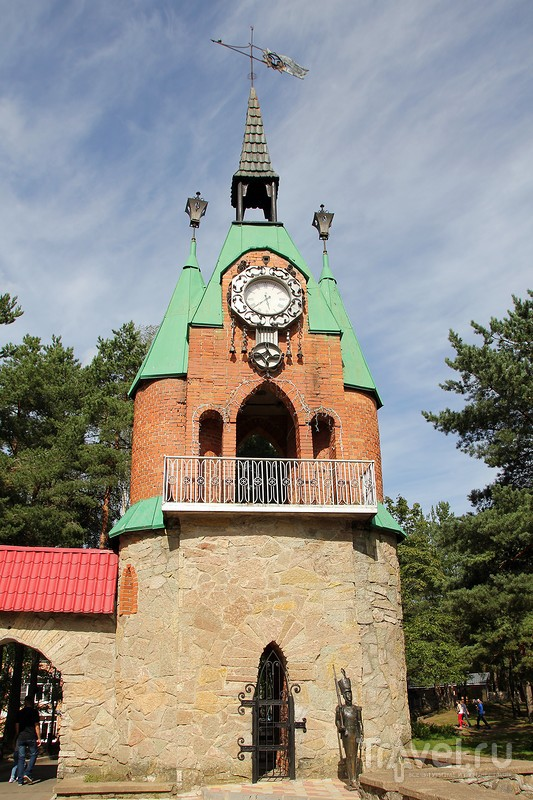 Крепость Копорье и Андерсенград / Фото из России