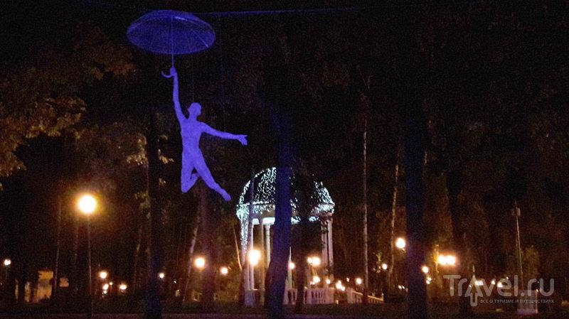 Харьковский парк Горького - один из лучших в Европе / Украина