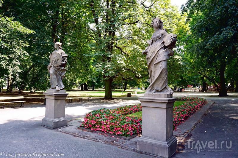 Варшавские прогулки. Краковское предместье и Саксонский сад / Фото из Польши
