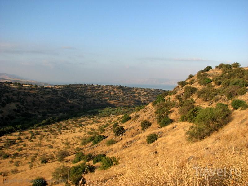 Незнакомый Израиль. Голанские высоты. Бассейн Шестигранников / Фото из Израиля