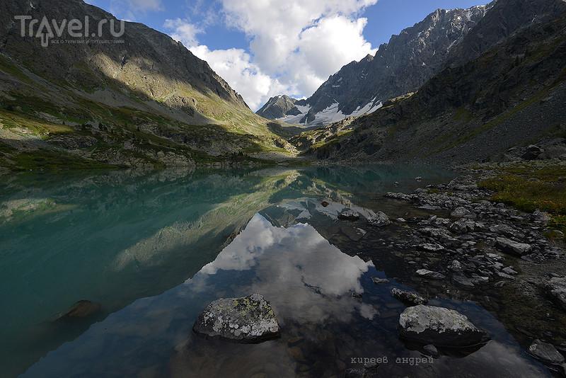Алтай. Озеро Куйгук / Фото из России