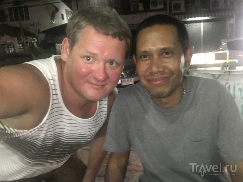 Поездка в Тай на майские. Туристическо-гастрономический отчет / Таиланд