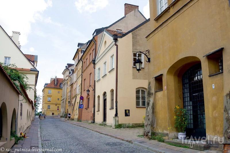 Варшавские прогулки. Старувка / Фото из Польши