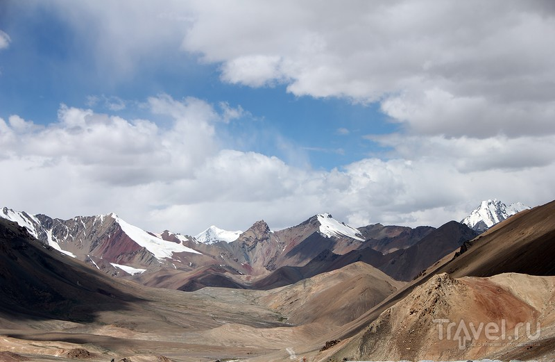 Памир. Roof of the world. Булункул - Мургаб - Каракул - Ош / Фото из Киргизии