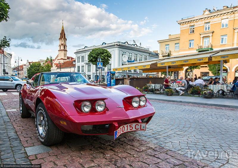 Старый добрый Вильнюс / Фото из Литвы