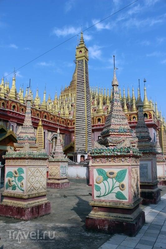 Мьянма: Моунъюа. Самый гламурный в мире храм / Мьянма