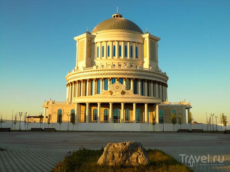 Грозный - сердце Чечни / Фото из России