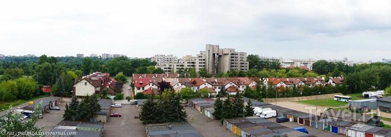 Варшавские прогулки. Лучший город для жизни / Фото из Польши